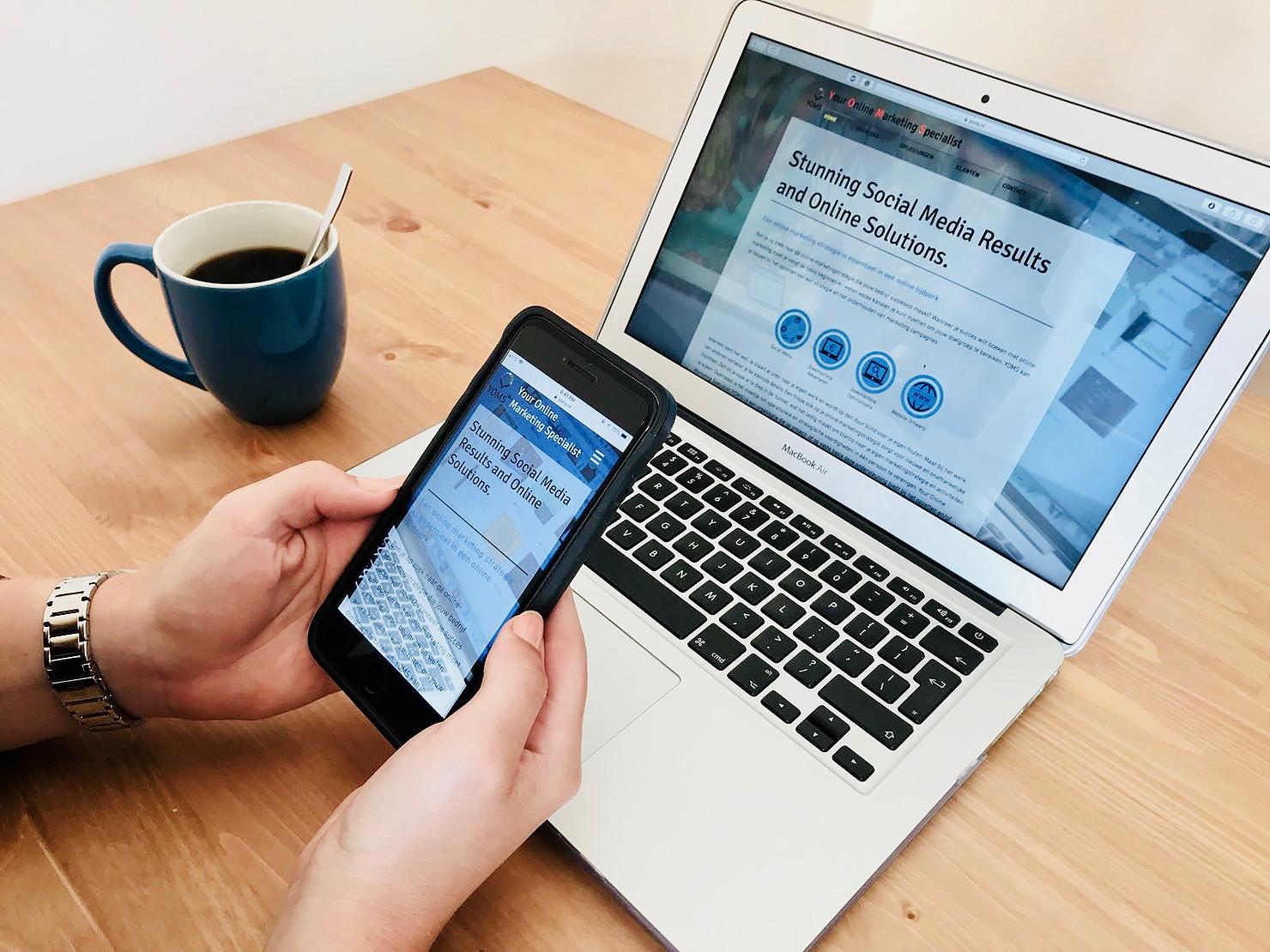 3 tips voor het opzetten van een succesvolle website
