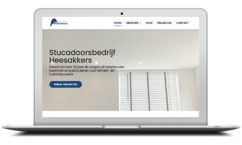 webdevelopment Stucadoorsbedrijf Heesakkers-2